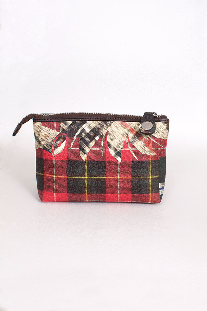 Rettl Tascherl tiny little Bag Adlerpatch front