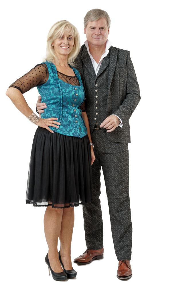 Lisa und Horst Hoffmann