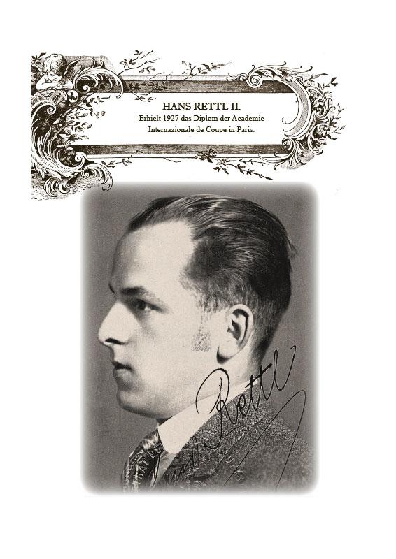 Hans Rettl II.