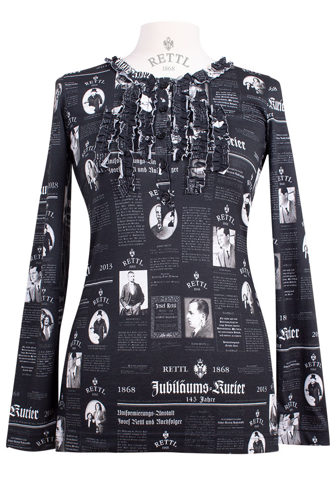 Damen Shirt Jubiläum