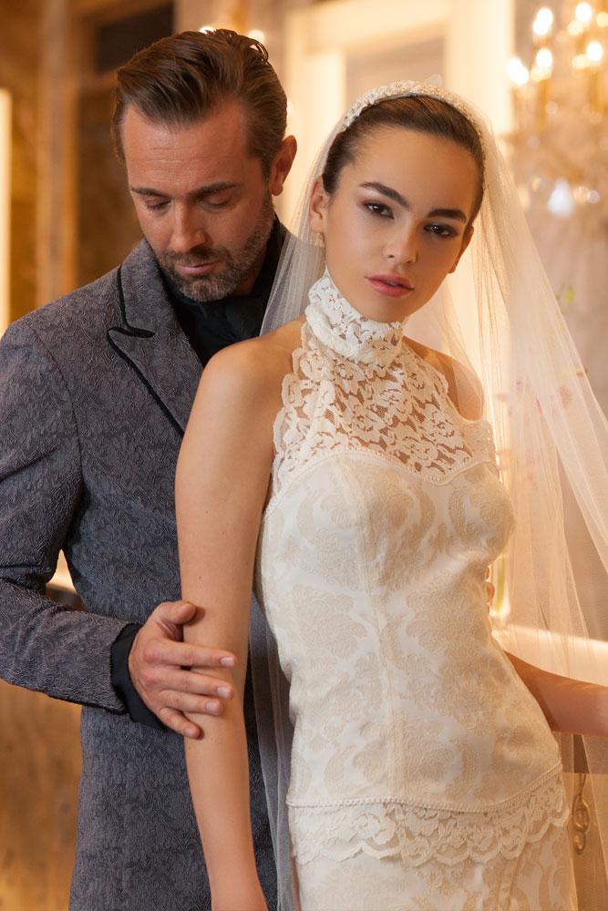 Rettl Hochzeit in Weiß