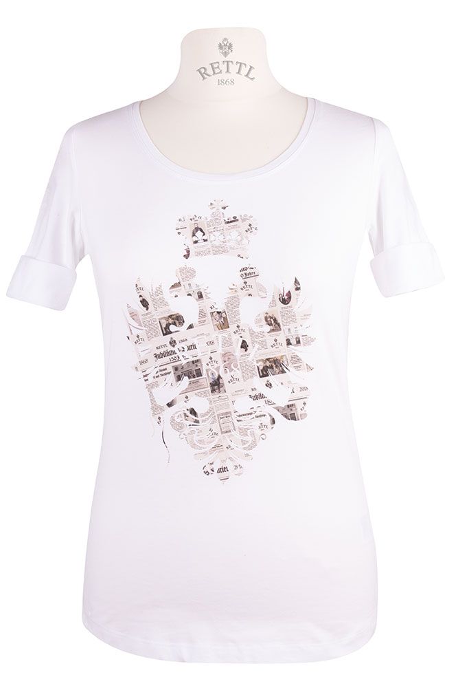 Damen Art-Shirt Print History
