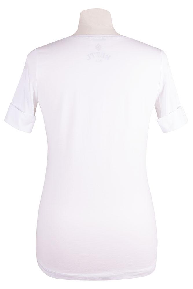 Damen Art-Shirt Print History back