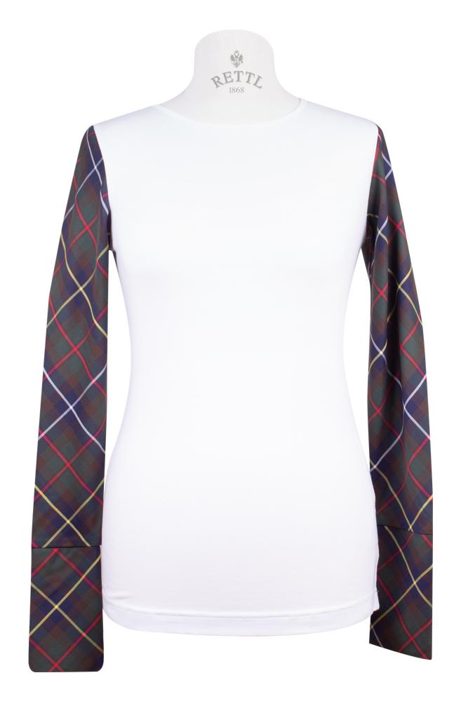 Shirt Ranja mit Kärnten Karo
