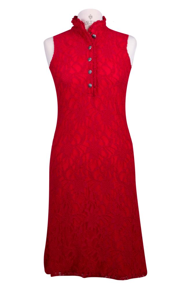 Kleid Lourdes Spitze