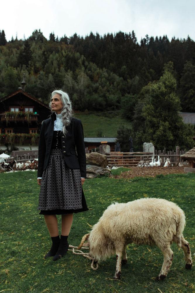 """Dirndl""""Josefa-Elise Evening"""""""