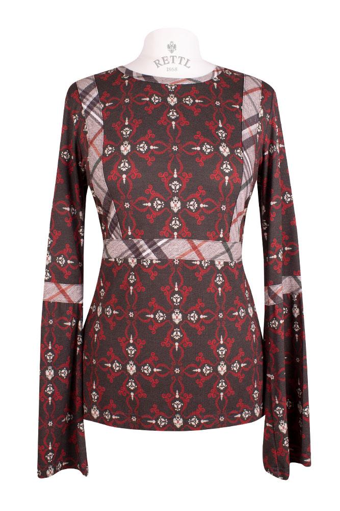 """Rettl 1868 Damen Shirt """"Sevilla"""" im Jersey Triscele"""