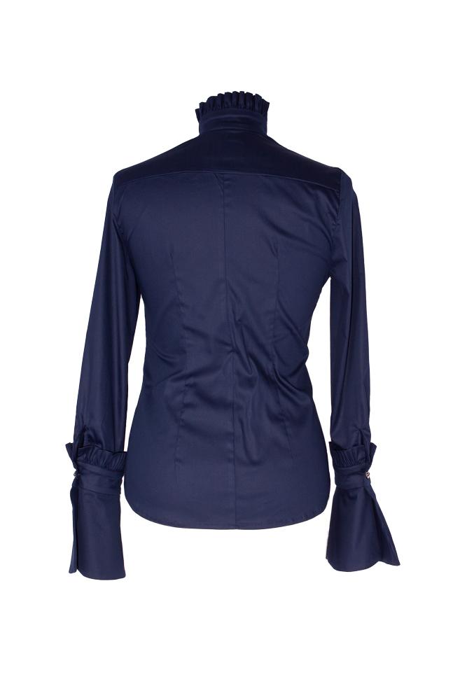 Rettl Damen-Bluse-Bravegirl-hinten