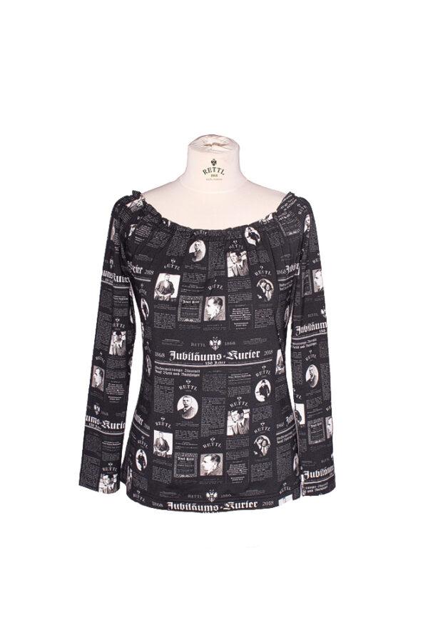 Rettl Damen Shirt Laposa Jubiläum vorne