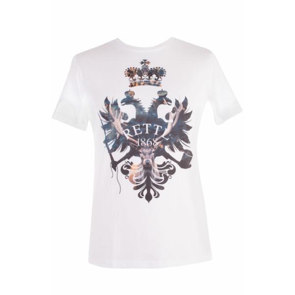 Rettl Royal Stag Art Shirt mit Hirsch