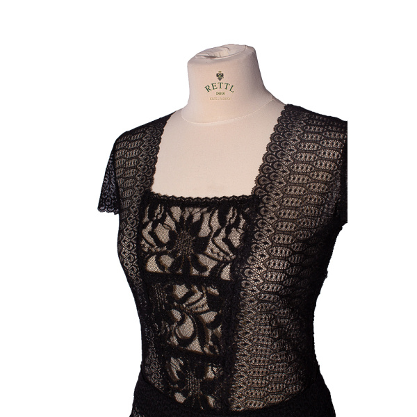 Rettl-Damen-Shirt-Kilian-Stretchspitze-schwarz-closeup
